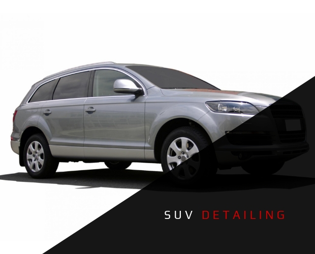 Click here to explore our SUV detailing packages