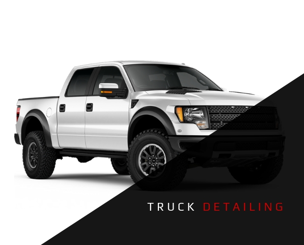 Click here to explore our truck detailing services