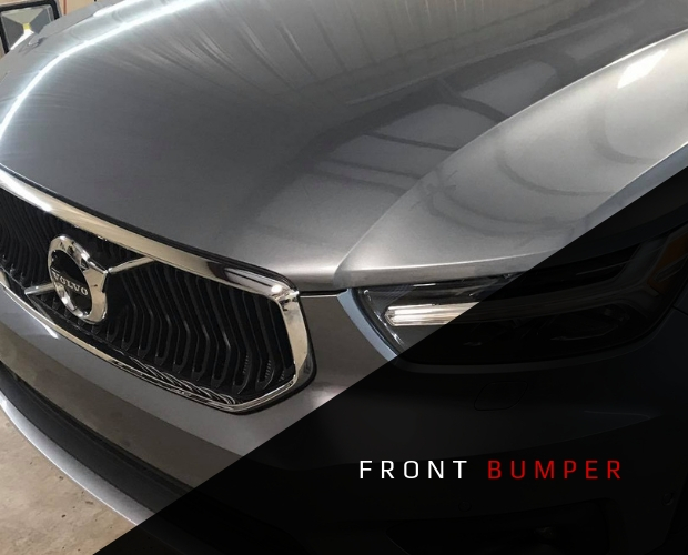 Front bumper protection